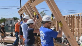 Habitat for Humanity of Orange County holds Leaders Build Challenge
