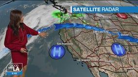 Weather Forecast for Monday, November 16