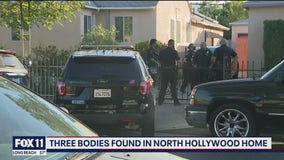 Three found dead at North Hollywood home, drugs suspected