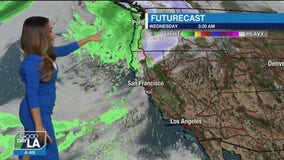 Weather Forecast for Tuesday, November 24