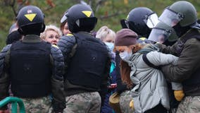 More than 900 arrested in Belarus anti-government protests, according to human rights group