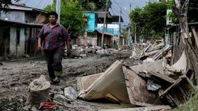 Iota makes landfall; Nicaragua struck by 2nd hurricane in 2 weeks
