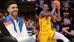 NBA Draft: Former Chino Hills stars LaMelo Ball to Hornets, Onyeka Okongwu to Hawks
