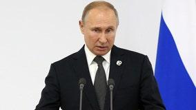 Russian President Putin won't immediately congratulate President-elect Joe Biden