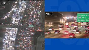 Pre-Thanksgiving traffic much smoother compared to previous years