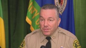 LA County Democratic Party calls on Sheriff Villanueva to resign