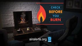 No-burn alert in effect Monday in many parts of Southland