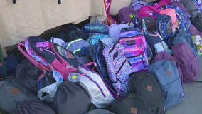 LA residents sending holiday backpacks to displaced children in Artsakh