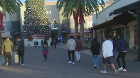 SoCal shoppers brave lines at Citadel Outlets amid pandemic