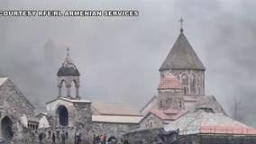Protecting history: Artsahk's Dadivank Monastery will be protected by Russian peacekeepers