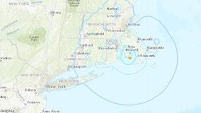 Earthquake rattles Massachusetts, Rhode Island