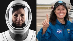 Crew-1 astronaut first female to lift off from American soil since 2011