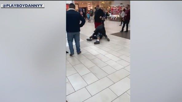 Video captures confrontation involving off-duty deputy at Cerritos Mall