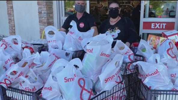 Food pantry serving seniors seeks donations for Thanksgiving