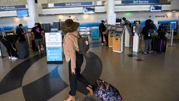 Travelers to Los Angeles will have to sign quarantine form starting Wednesday