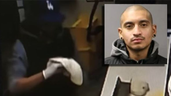 Police: Thief cooked pizza during California restaurant burglary