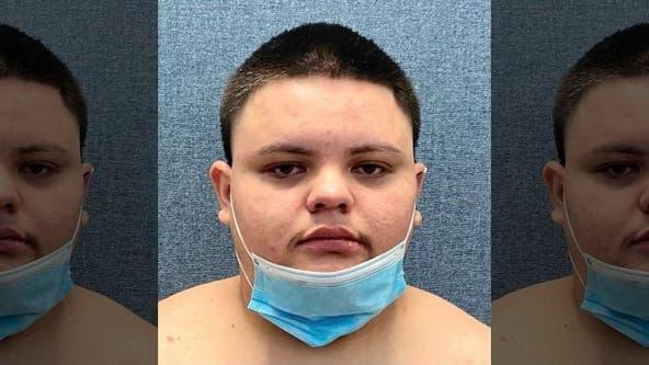 Hemet police officer shot in knee by 20-year-old suspect