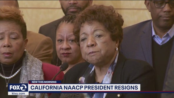 California NAACP president announces resignation; replaced by longtime South Bay activist