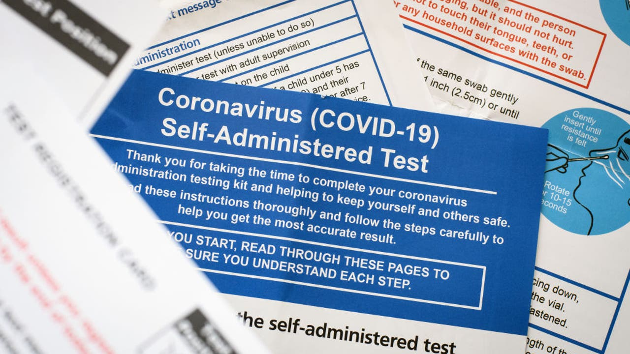 Los Angeles County unveils COVID-19 at-home testing pilot...