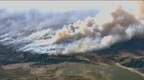 Bond Fire in Orange County burns more than 7,200 acres; mandatory evacuations