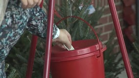 Salvation Army struggles due to increased need for families during ongoing pandemic