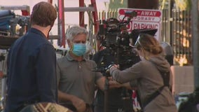 Film industry urged to pause production as COVID-19 cases soar in SoCal