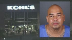 Man charged with fatally shooting estranged wife at Whittier Kohl's store