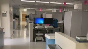 Storage units being converted to ICU units to make room for patients