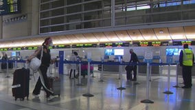 Holiday travel light in wake of travel restrictions, COVID-19 pandemic