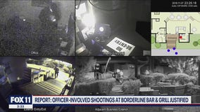 Report: Officer-involved shooting at Borderline Bar & Grill justified