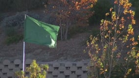 Santa Ana winds prompt red flag warnings