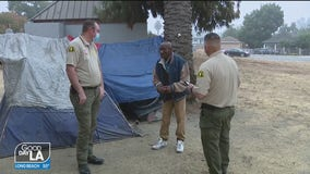 SBSD's homeless outreach 'HOPE' program serves as model for law enforcement nationwide