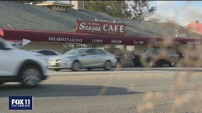 Original Saugus Cafe: LA's oldest restaurant struggling after recent outdoor dining ban