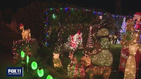 Holiday Lights in La Verne