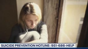 Suicide prevention hotlines see an uptick in calls during the COVID-19 pandemic