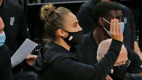 Becky Hammon becomes first woman to coach NBA team