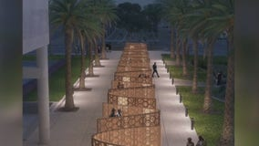 San Bernardino terror attack memorial design unveiled