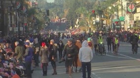 Rose Parade canceled due to pandemic