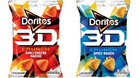 Doritos 3D are making a comeback, Frito Lay announces
