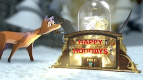 FOX 11's holiday eCard