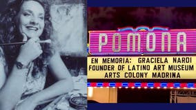Pomona art community remembers Latino Art Museum founder Graciela Nardi