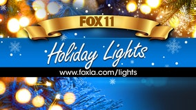 FOX 11 wants you to show us your holiday lights!
