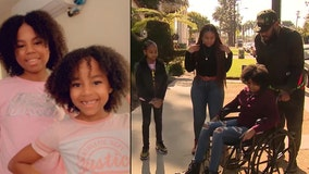 Christmas wish: Two sisters battling sickle cell disease hope to find a life-saving match