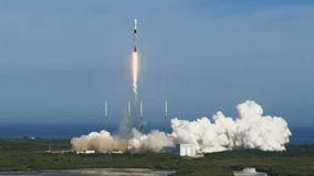Success! SpaceX launches rocket with Sirius XM satellite onboard