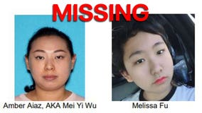 FBI offers $10K reward in locating missing Irvine mother, daughter in possible kidnapping
