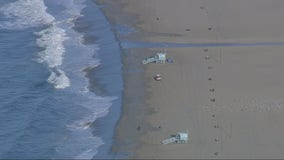 Beach hazards warning issued by National Weather Service