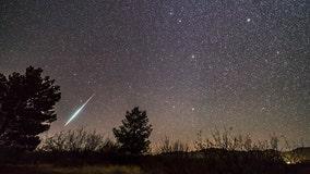 Dazzling Geminid meteor shower will peak Dec. 13 — here's how to watch