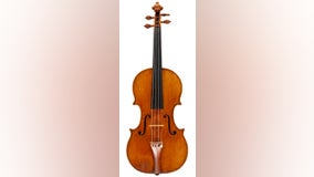 FBI searching for information on stolen rare 1710 Amati Italian violin in Los Feliz