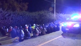 LASD arrests 158 at underground party after Sheriff vows to crack down on superspreader events