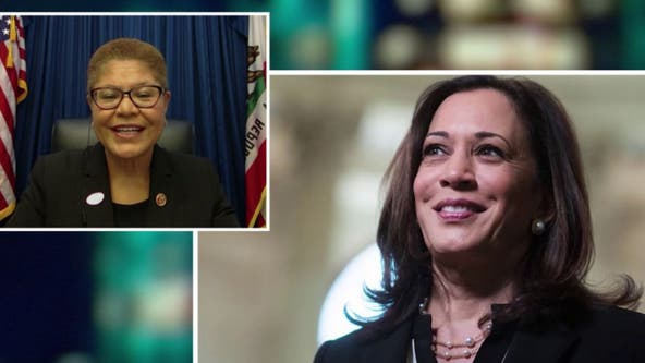 Rep. Karen Bass: Kamala Harris Senate replacement should be an African American woman